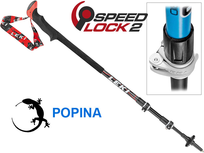 LEKI Sherpa XL speed lock 2