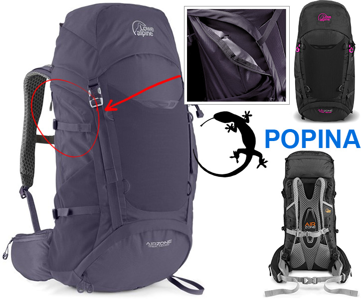 LOWE ALPINE AirZone Trek ND 35 2016