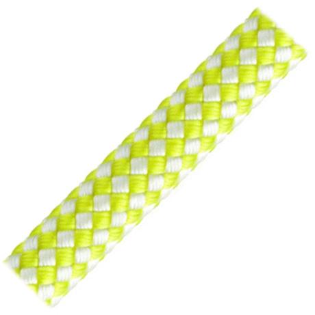 PETZL Axis 11 żółta-biała