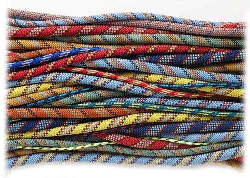 TENDON Horolezecké lano do 25m na umělou stěnu