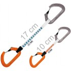 PETZL Ange Finesse SS horolezecké expresky